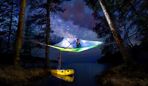 Photo of Happy campers – Tentsile tree tents