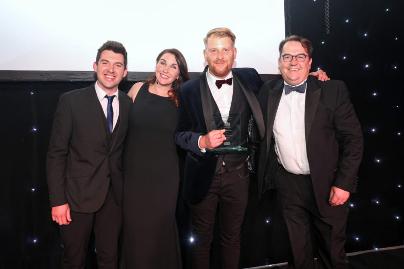 Photo of County's creative business winner revealed